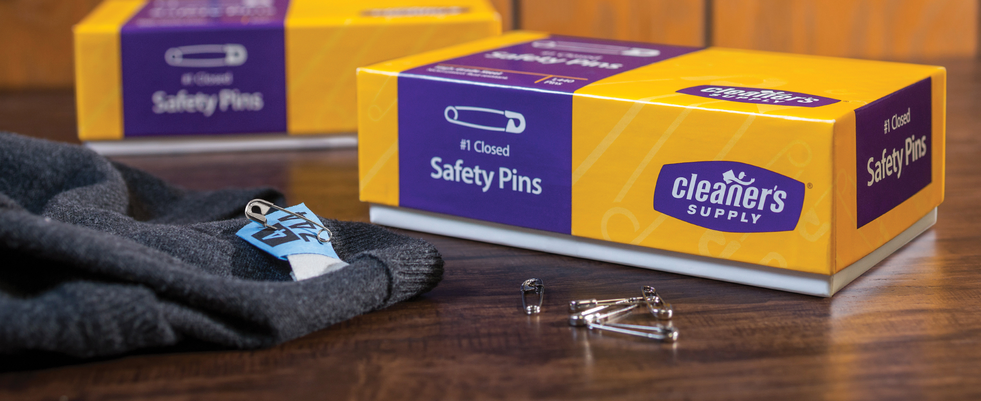 Canada's Most Trusted Safety Pins.